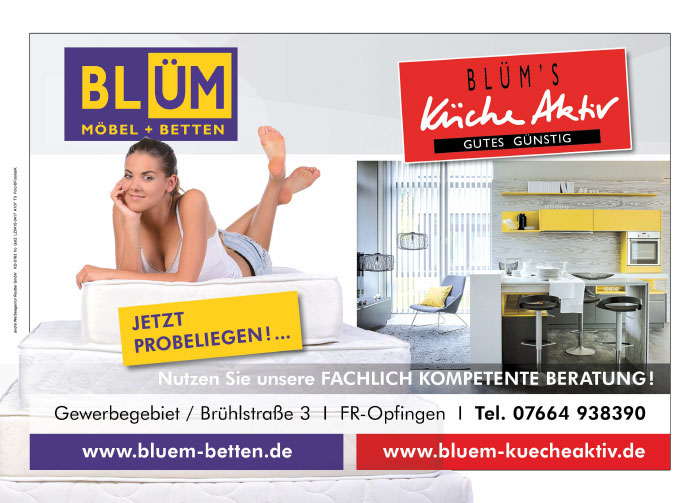 Blüm\'s Küche aktiv Freiburg | Home